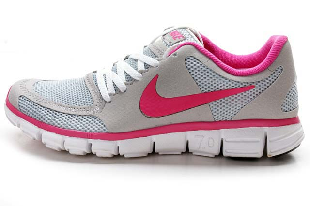 ed0cbc487746 Womens-Nike-Free-7.0-V2-Grey-Pink-Running-Shoes – Theology   the City