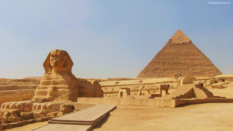 Ancient Egypt Pyramids
